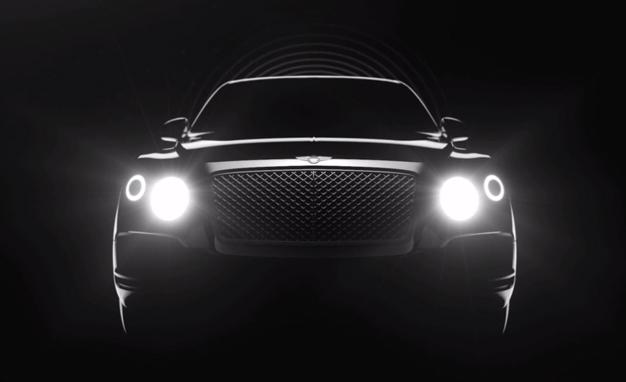 Bentley SUV Preview