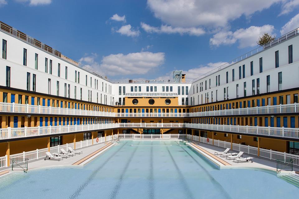 Art déco : réouverture du célèbre Hotel Molitor à Paris