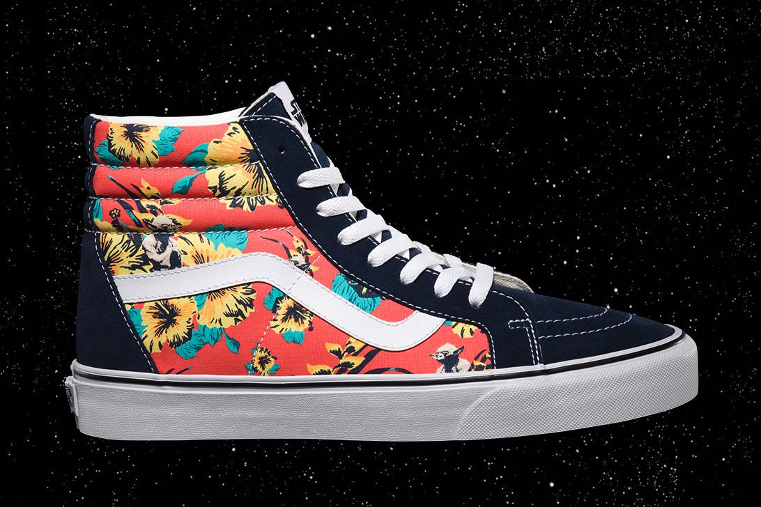 Vans x Star Wars : collection printemps / été 2014