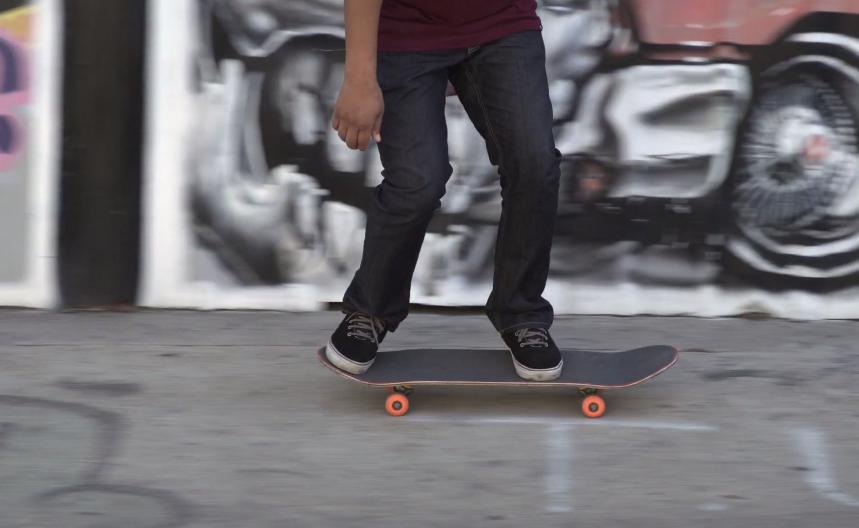 Keep On Pushin' , le film hommage au skateboard