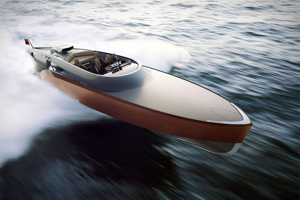 Aeroboat Claydon Reeves