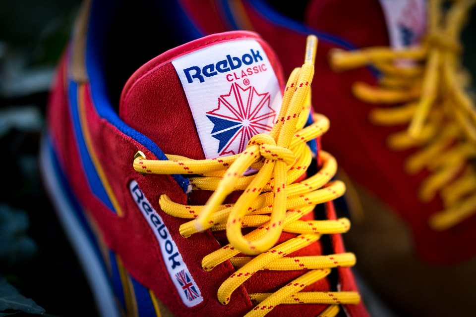 Reebok x Snipes, Classic Leather
