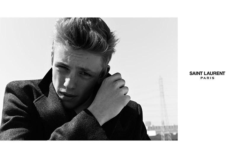 Lookbook Saint Laurent, Printemps / Eté 2014