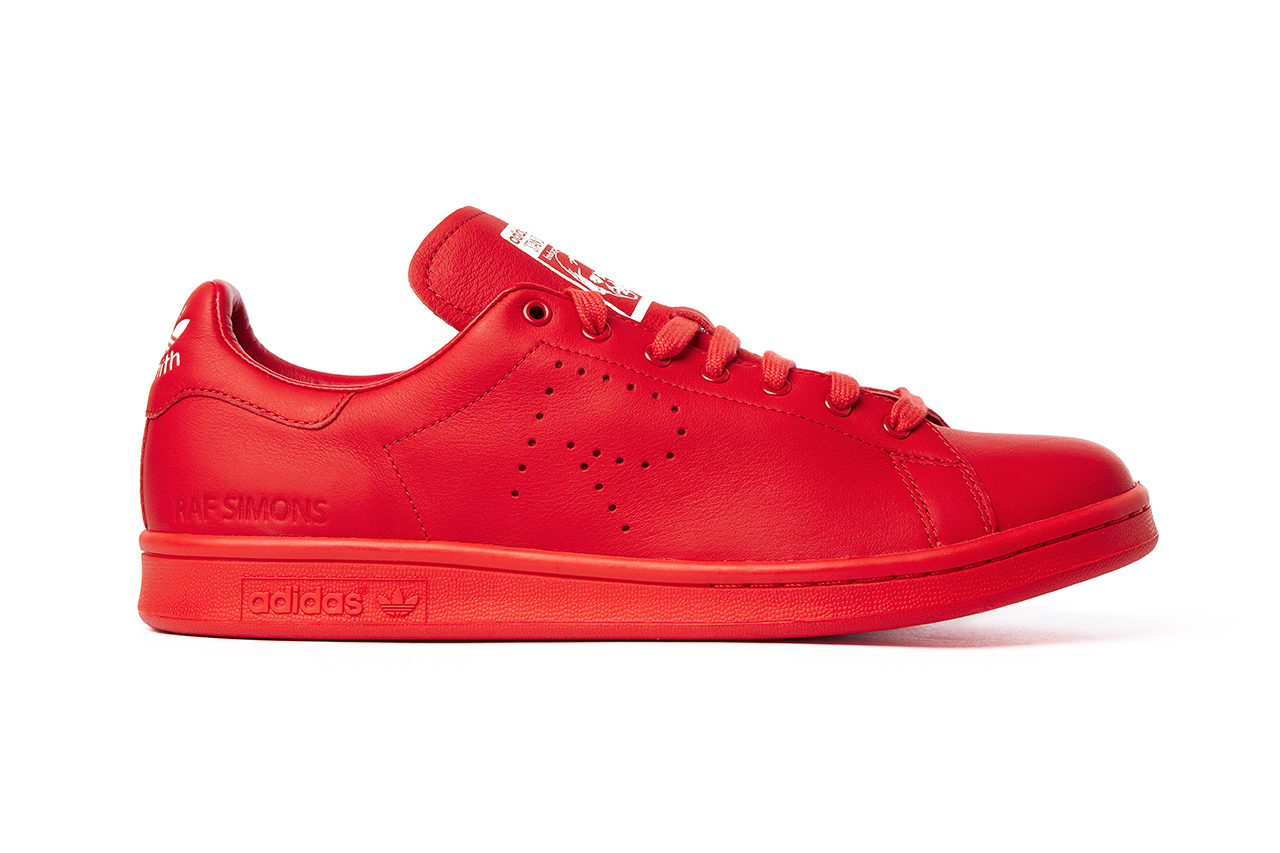 Adidas x Raf Simons : Collection printemps / été 2015