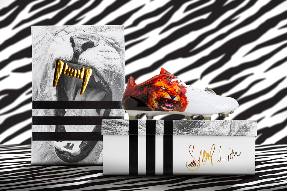 Adidas x Snoop Lion Adizero 5-Star