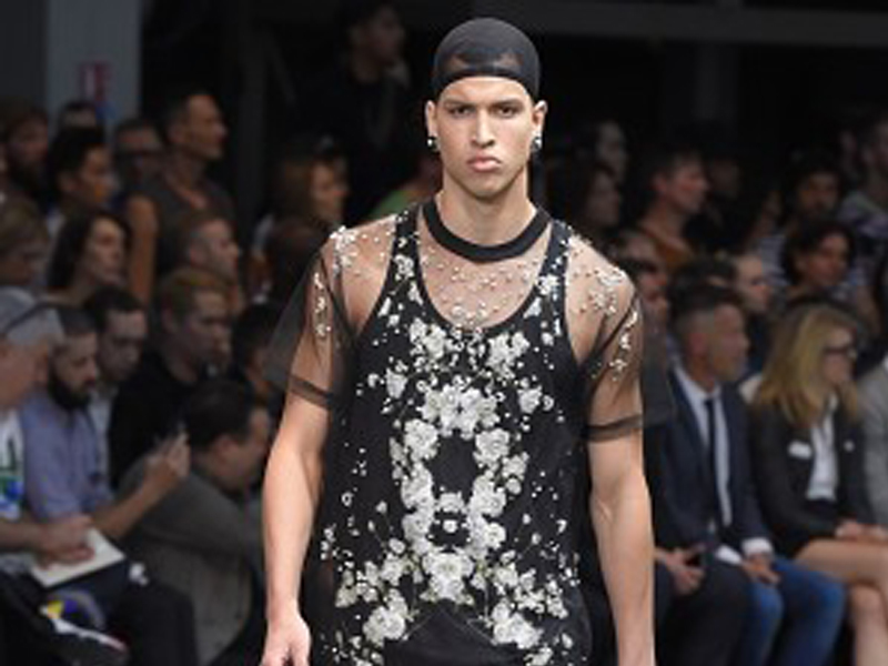 Givenchy – Collection Printemps / Eté 2015