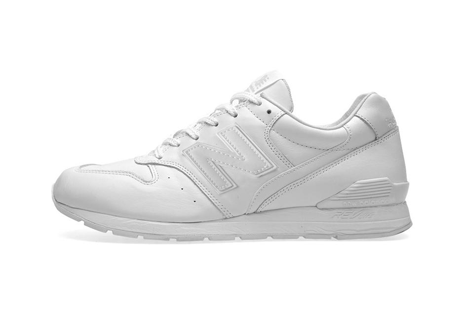 New Balance White/White