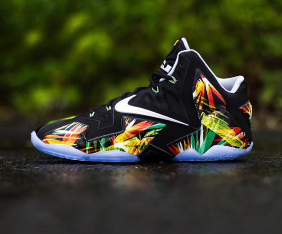 Nike Lebron James 11 «Everglades» disponible demain