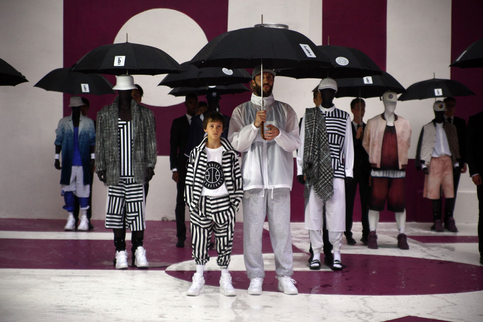 Pigalle Basketball collection x Lancement de la boutique Basketball