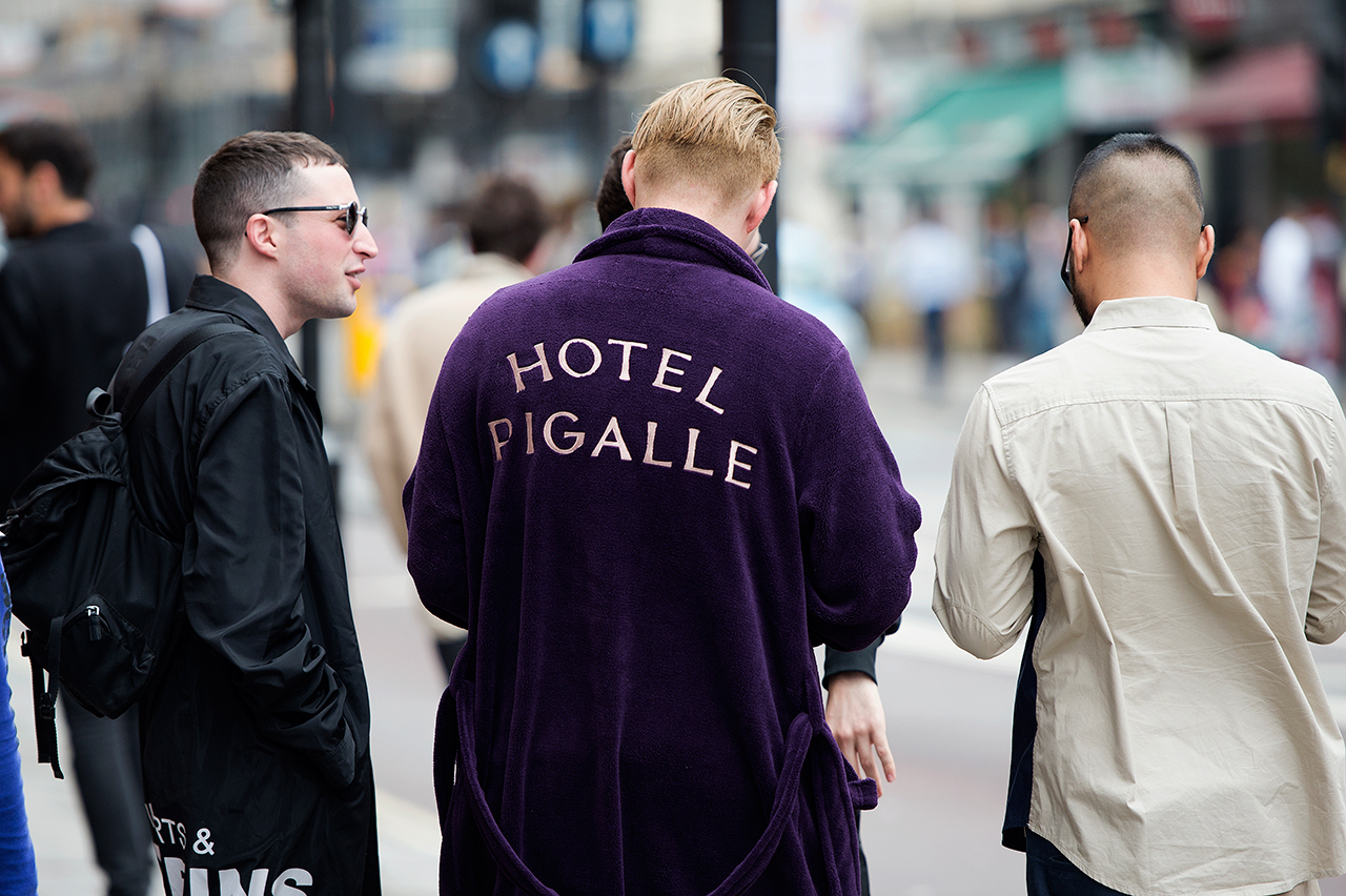 Photographies – Street Style in London