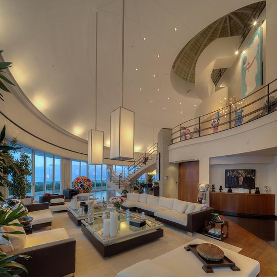 Le superbe penthouse de Pharrell Williams à Miami est à vendre