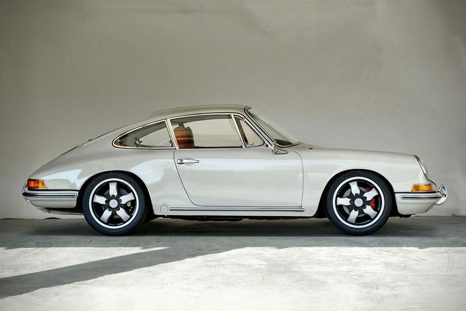 Porsche 912 de 1968 customisée par Dutchmann