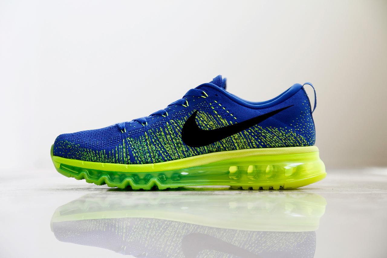 Nike Flyknit Air Max «Sprite»