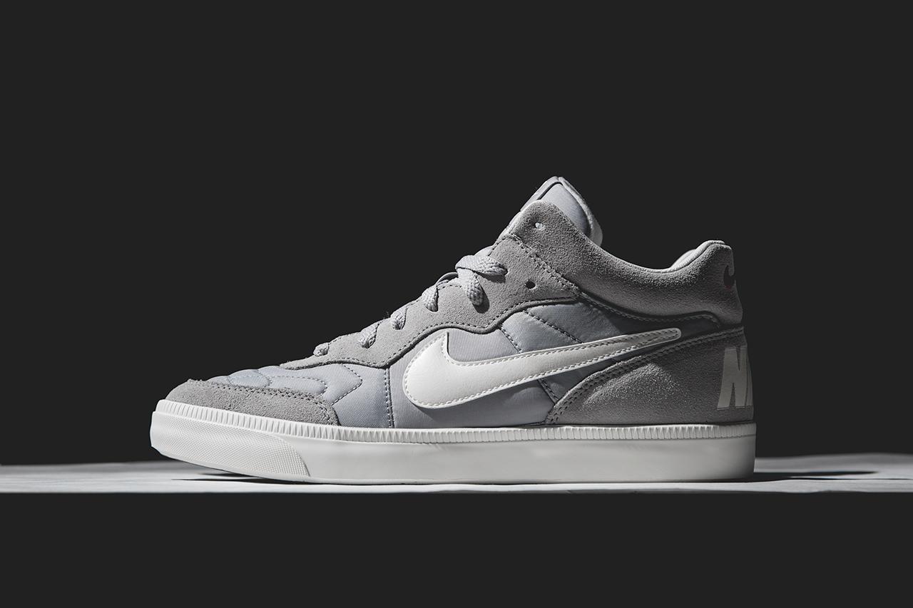 Nike Sportswear Tiempo Trainer Mid «Wolf Grey»