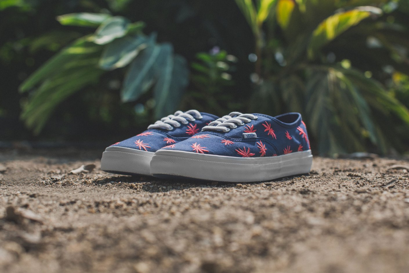 Vault by Vans : Palm Embroidery Pack 2014