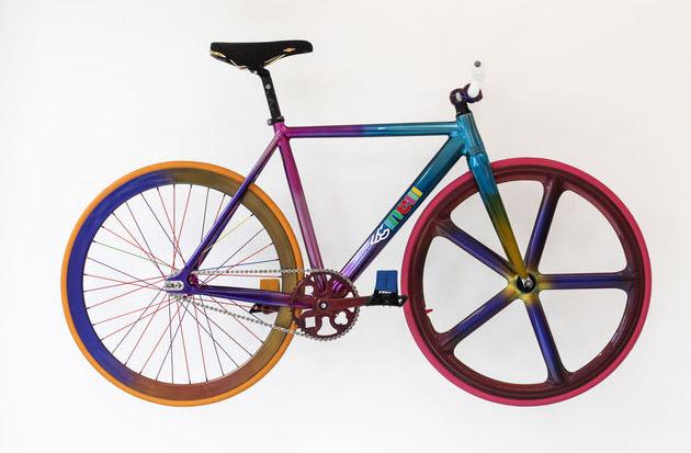 Cinelli x Jean-Luc Moerman : Fixed Gear Bikes