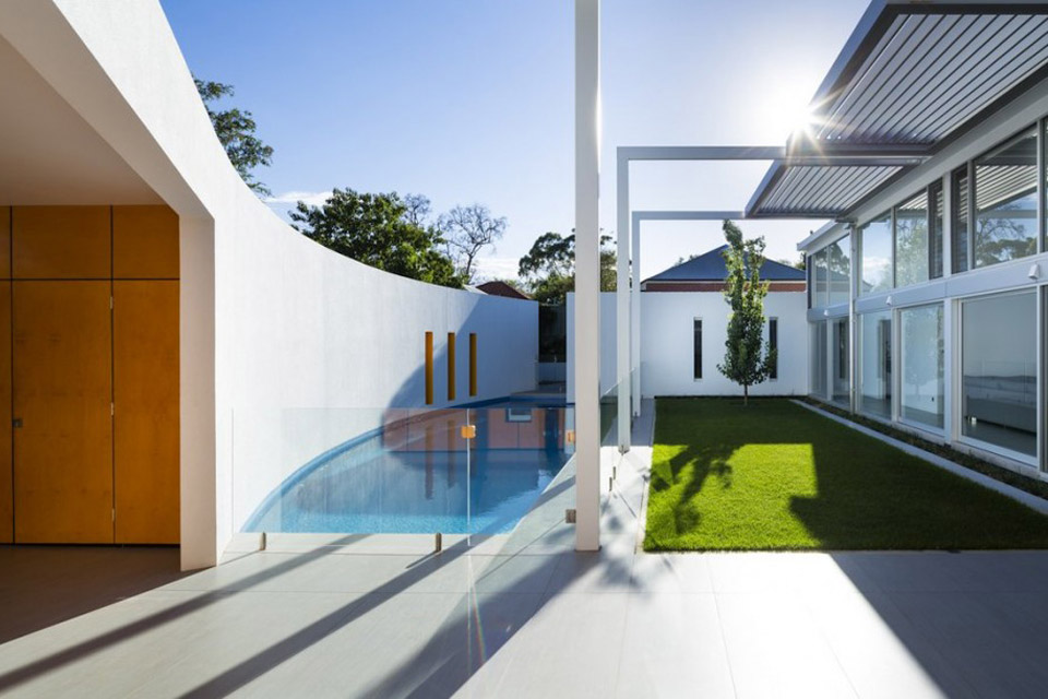 Prestipino House par Max Pritchard Architect