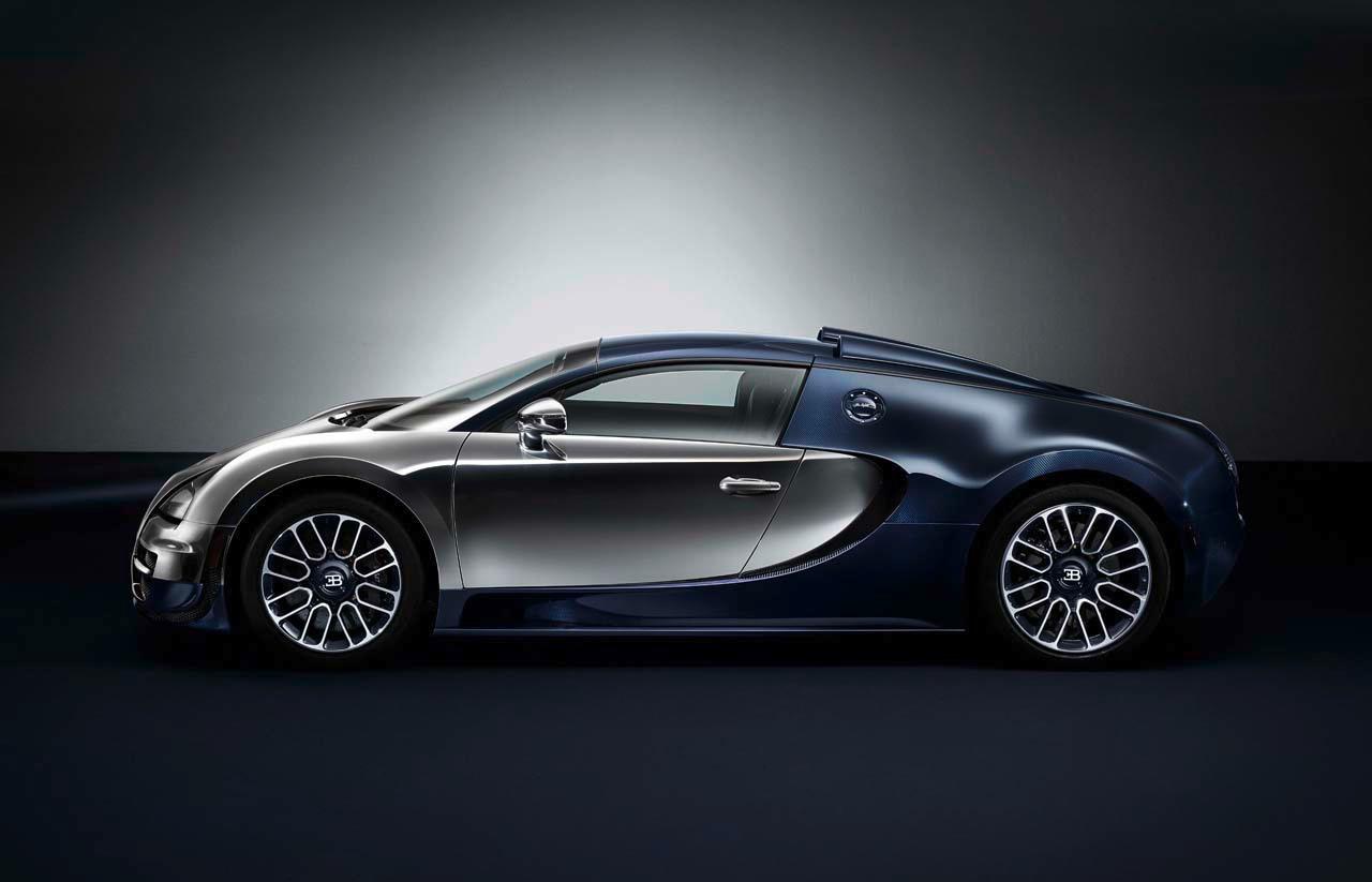 Bugatti Veyron GS Vitesse Légende Ettore Bugatti 2014