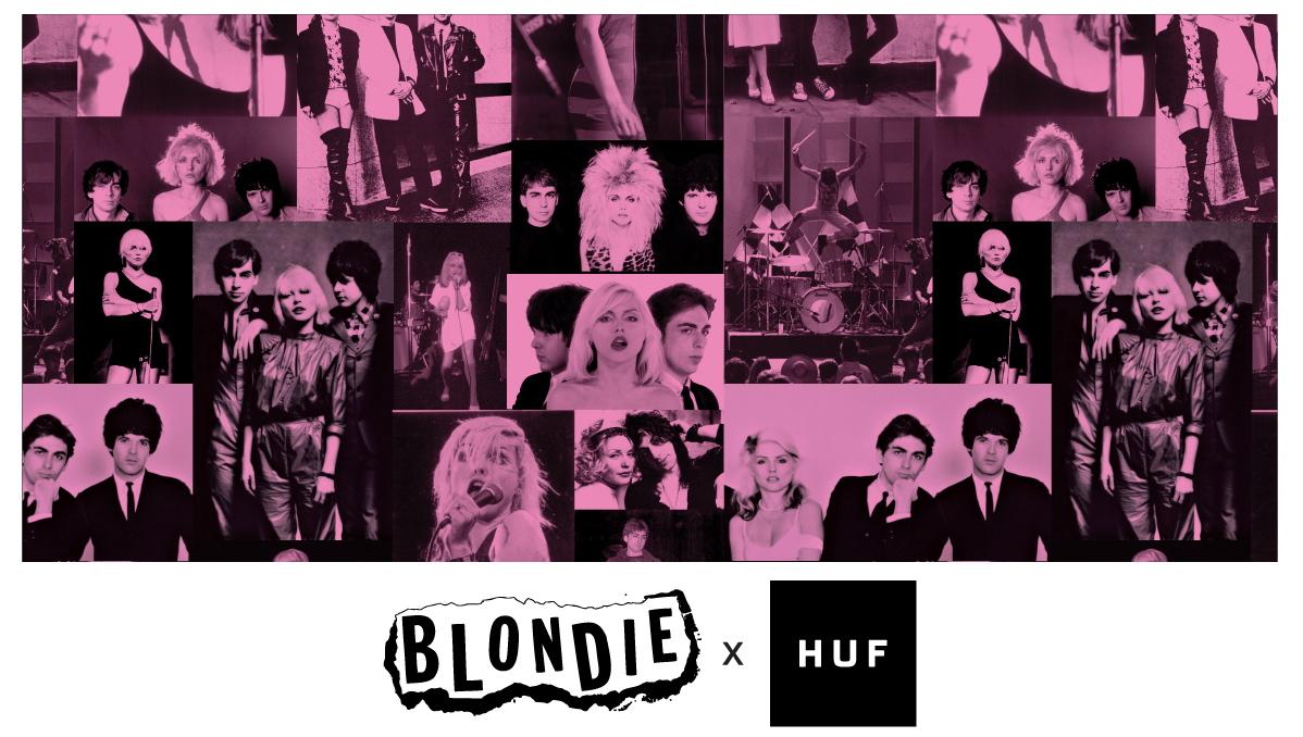 Huf x Blondie