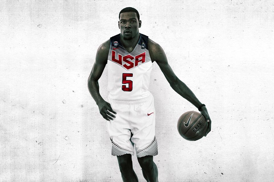 Nike Basketball dévoile la nouvelle tenue de la Team USA