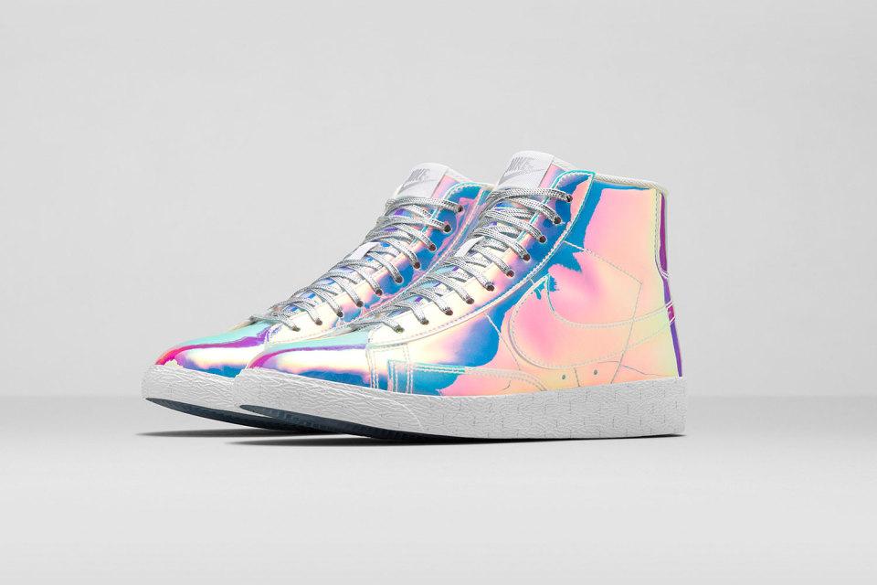 "Nike Blazer Mid Premium QS ""Iridescent"""