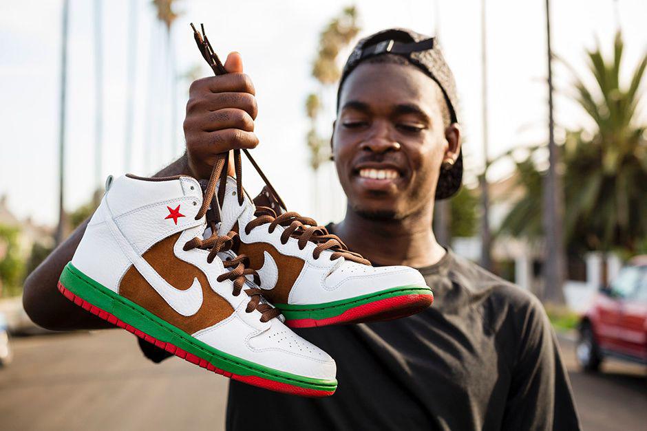 "Nike SB Dunk High Premium ""31st State"""