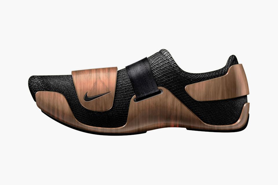 Ora-ïto design la Nikeames en référence à Charles et  Ray Eames