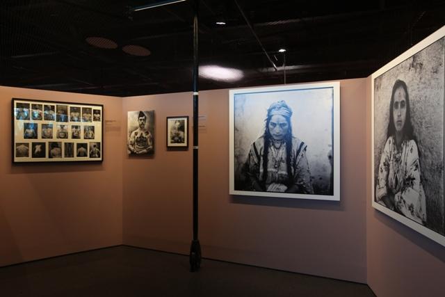 Tatouage Tatoueurs Tatoués Exposition Musée du Quai Branly