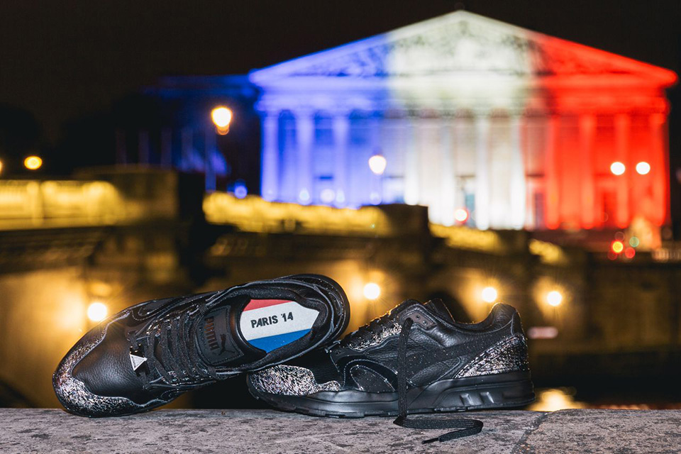 Puma x Sneakerness XT2 « Parisian Lights »