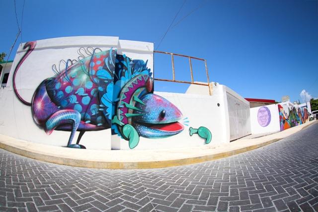 Sea Walls : Murals for Oceans, ou l'art pour la bonne cause