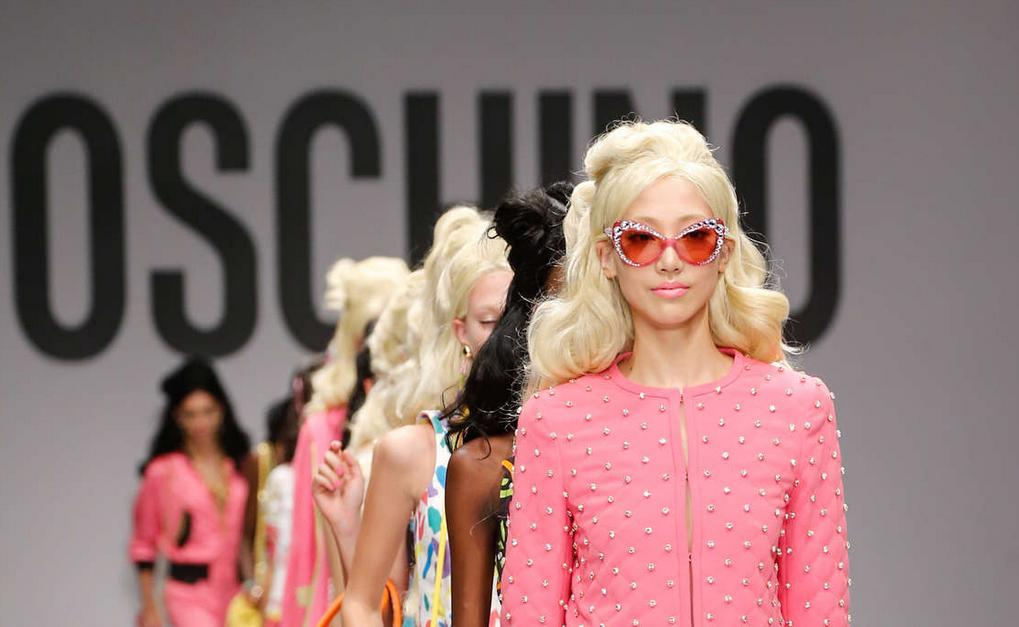 Moschino - Collection Printemps/Eté 15 on Trends Periodical