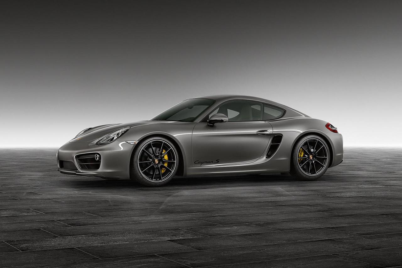 Porsche Exclusive dévoile la nouvelle Cayman S Agate Grey