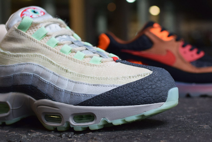 Nike Air Max « Halloween » Pack