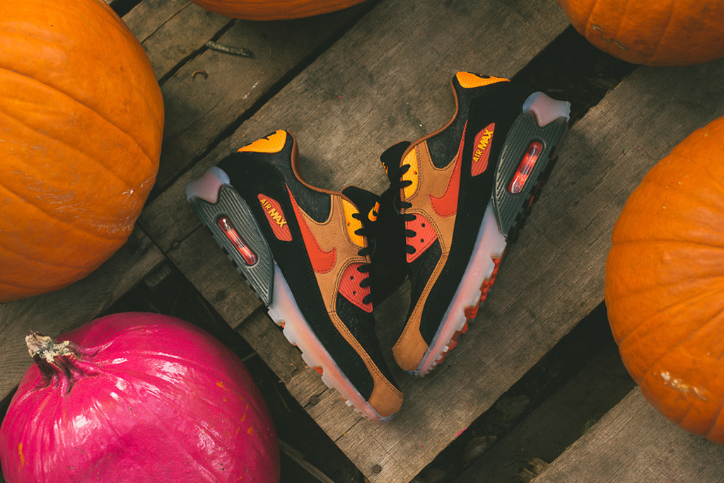 Nike Air Max 90 Ice « Halloween »