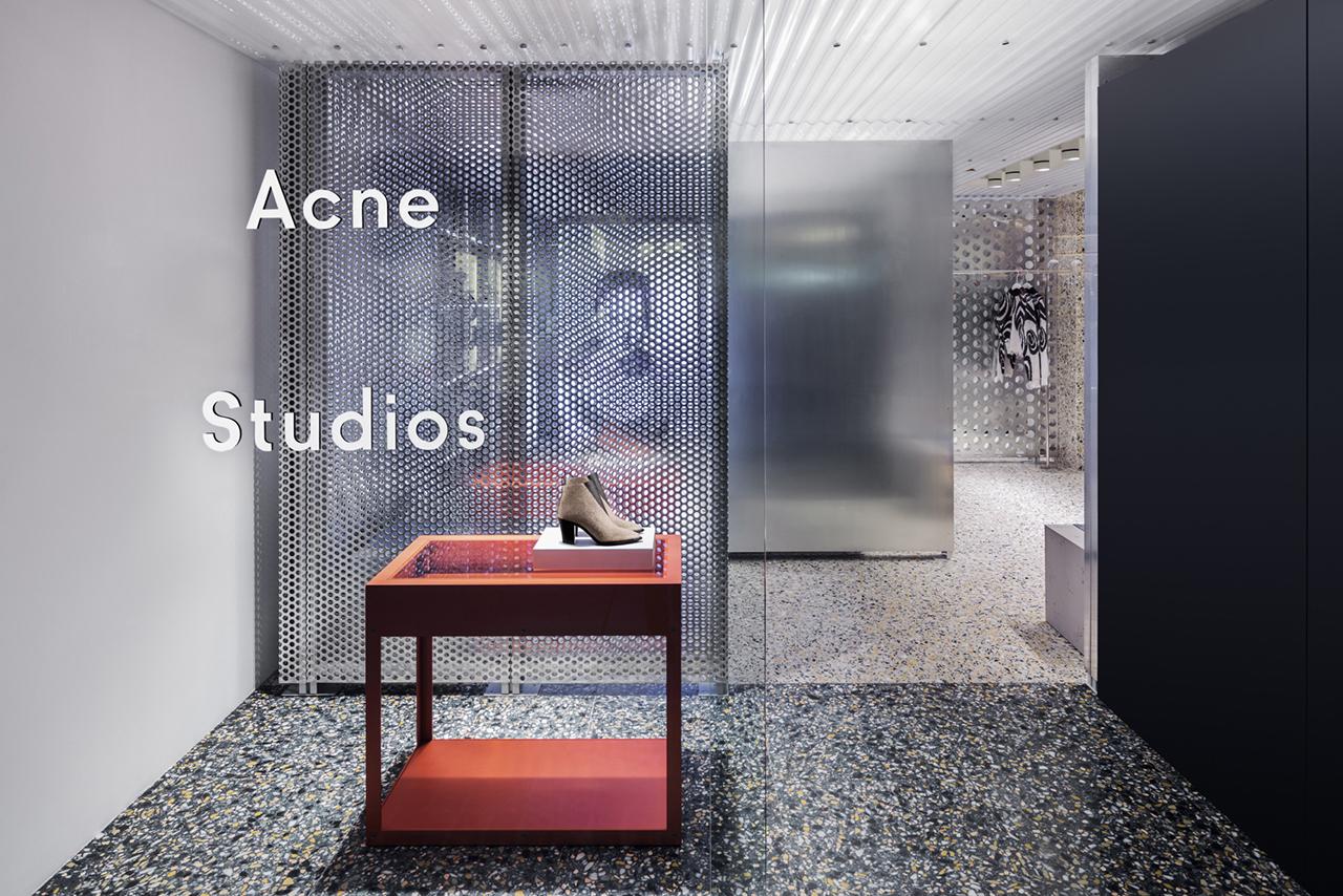 Acne Studios ouvre un nouveau store à Hong Kong