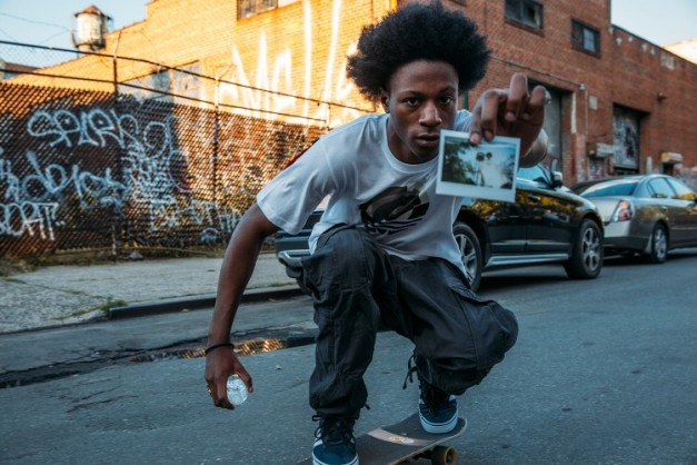 Adidas Skateboarding, le lookbook avec Joey Bada$$