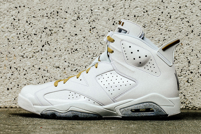 Air Jordan 6 Kawhi Leonard « Ring Ceremony » PE