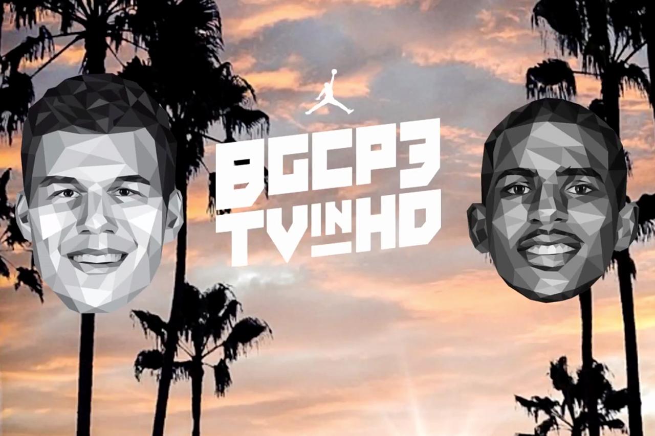 Blake Griffin & Chris Paul collaborent pour la série BGCP3TVinHD