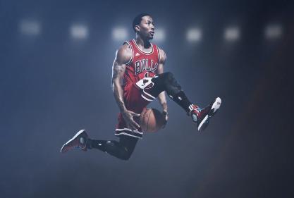 Adidas et Derrick Rose présente le film de la D Rose 5 boost