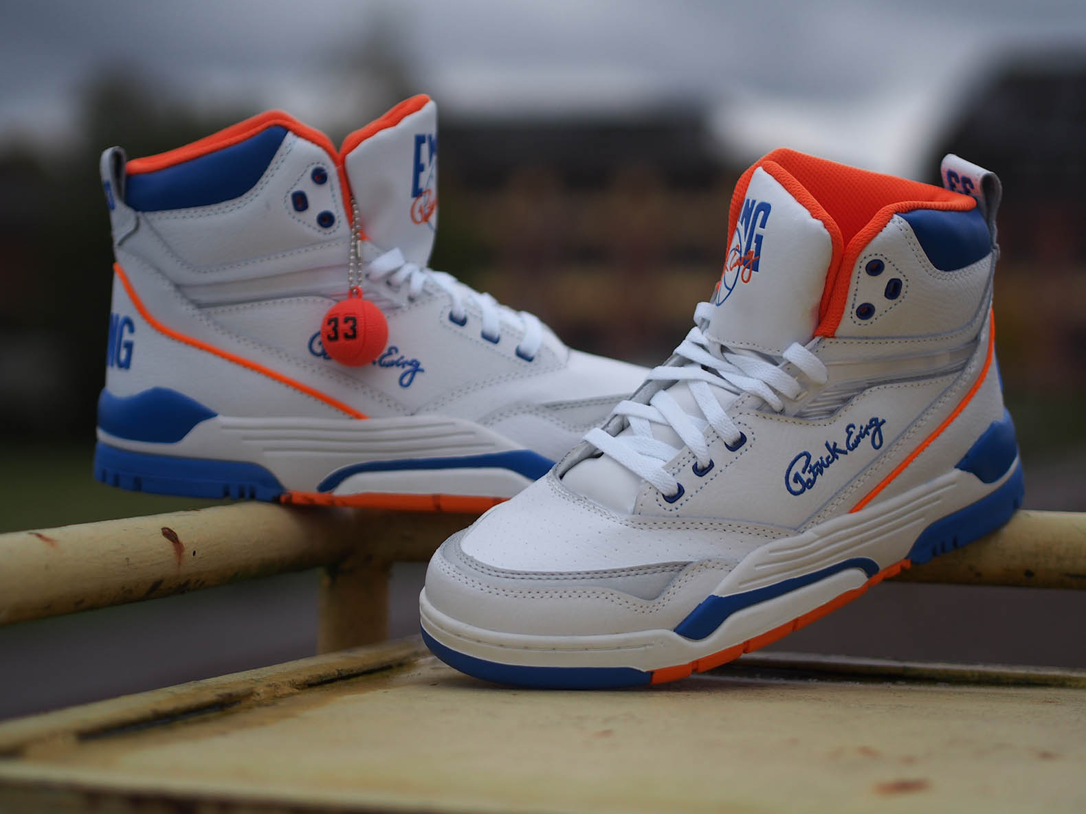 Ewing Center White