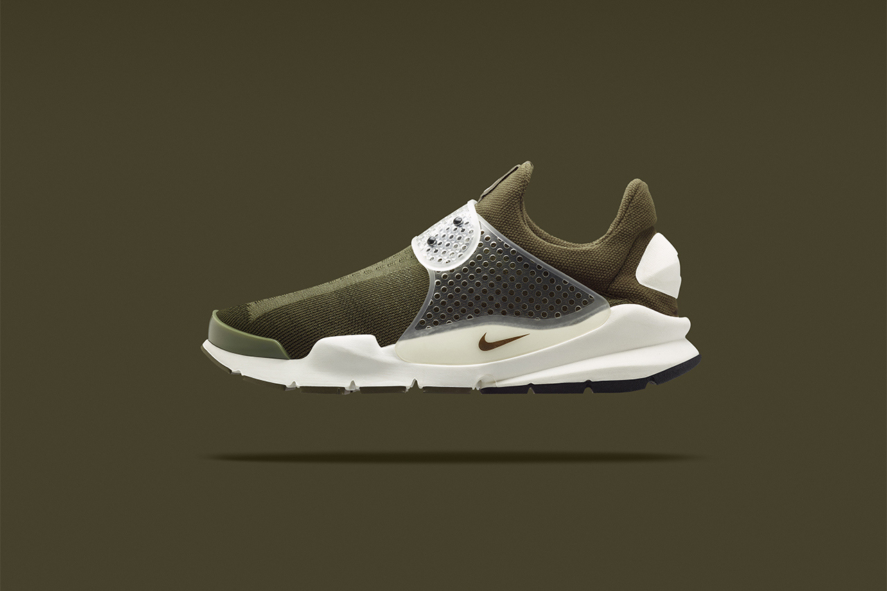 Nike x Fragment Design : nouvelle collab pour la Nike Sock Dart