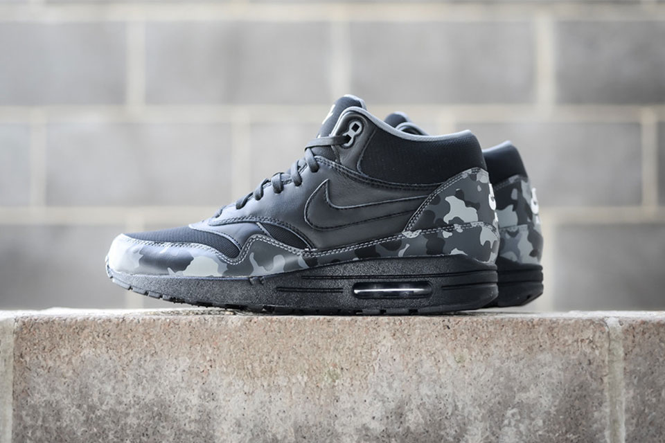 "Nike collection Automne 2014 ""Black Camouflage"" Pack"