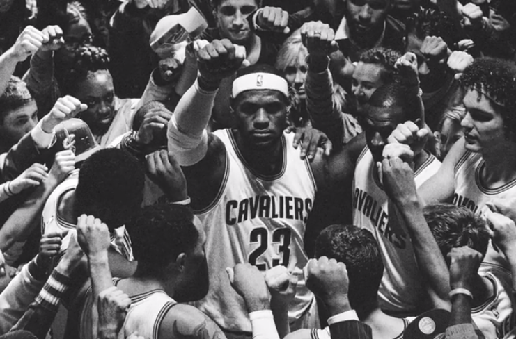 Together, le magnifique film de Nike en l'honneur de Lebron James