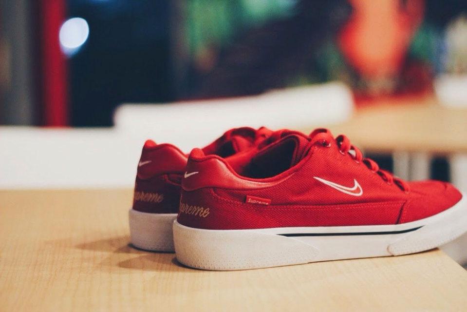 Supreme x Nike SB GTS : premières images !