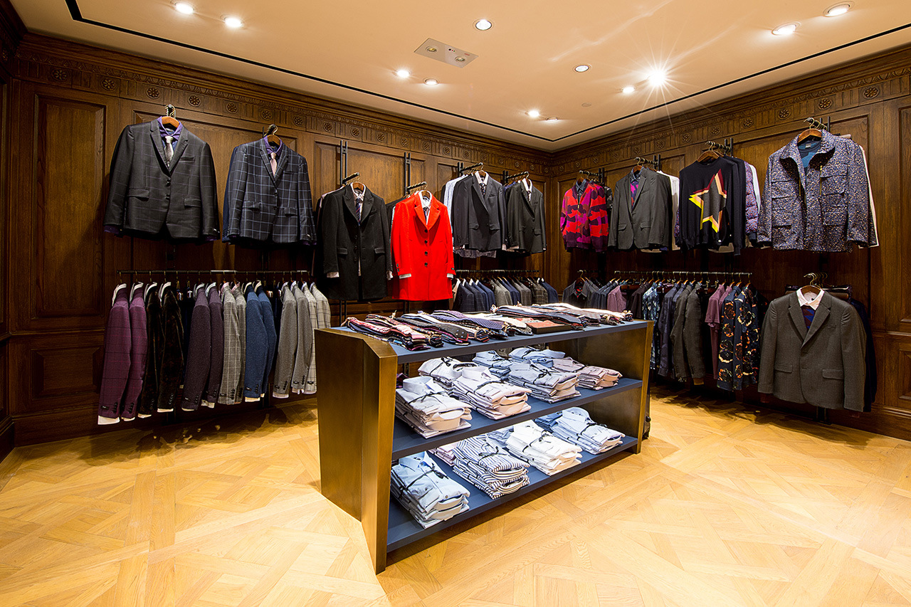 Ouverture du premier store Paul Smith en Chine