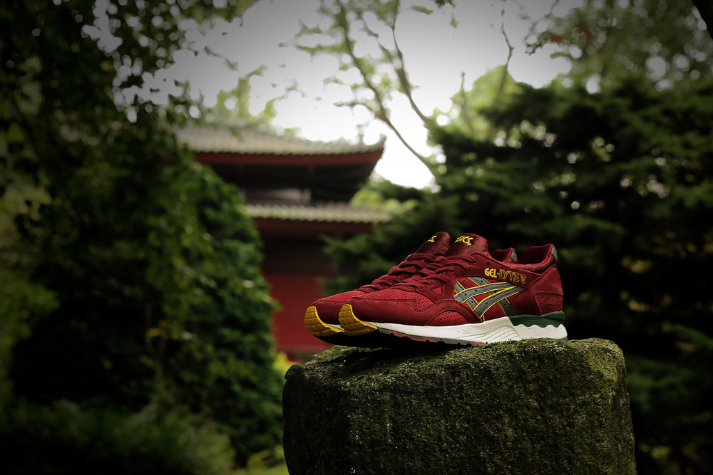 The Good Will Out x ASICS Gel Lyte V « Koyo »