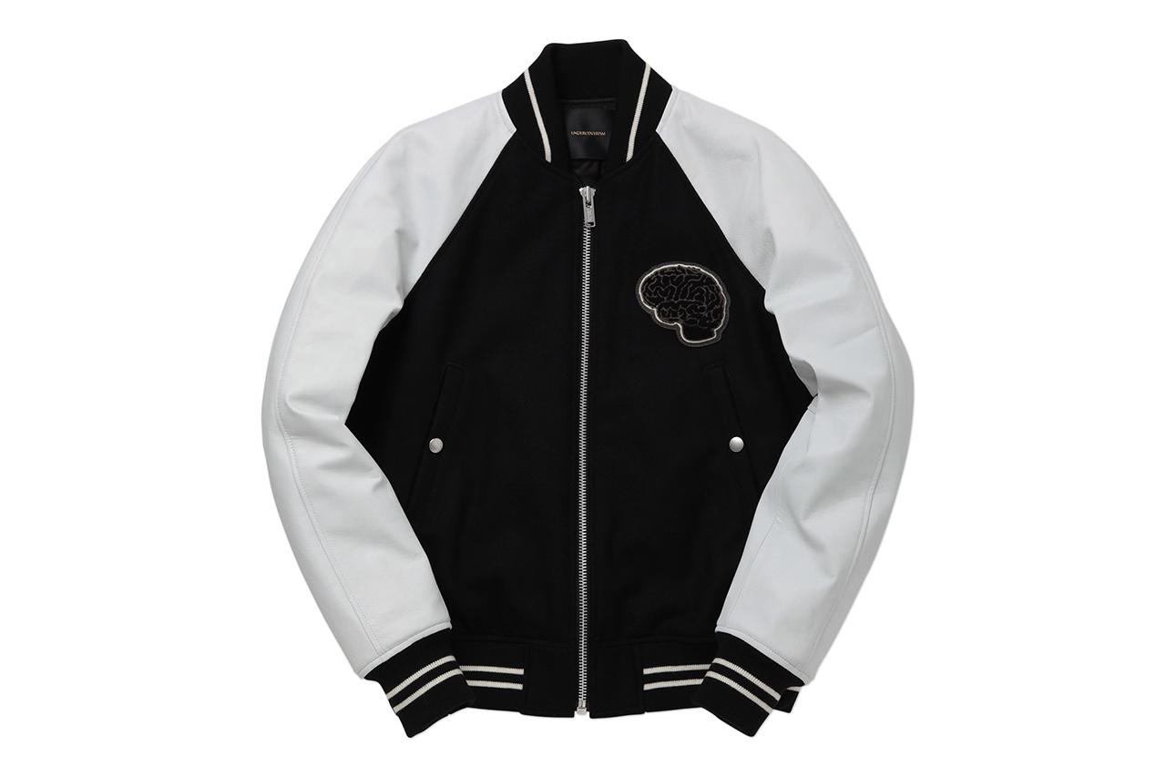 """UNDERCOVER 2014 : Varsity Jacket exclusif """"JUST LIKE HONEYEE"""""""