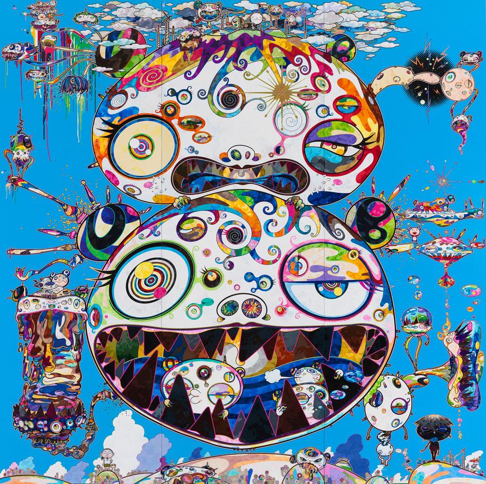 Le tourment de Takashi Murakami