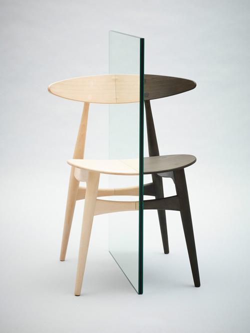 Chaise Design Wegner Cult Carl Hansen