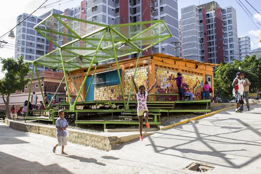espacios de paz, venezuela, architecture sociale